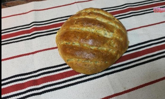 Домашен хляб със семена