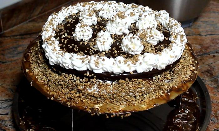 """Шоколадова торта """"Милка"""""""