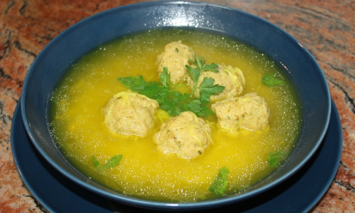 Класическа испанска супа