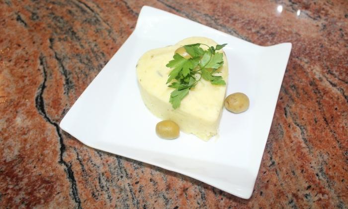 Картофено пюре