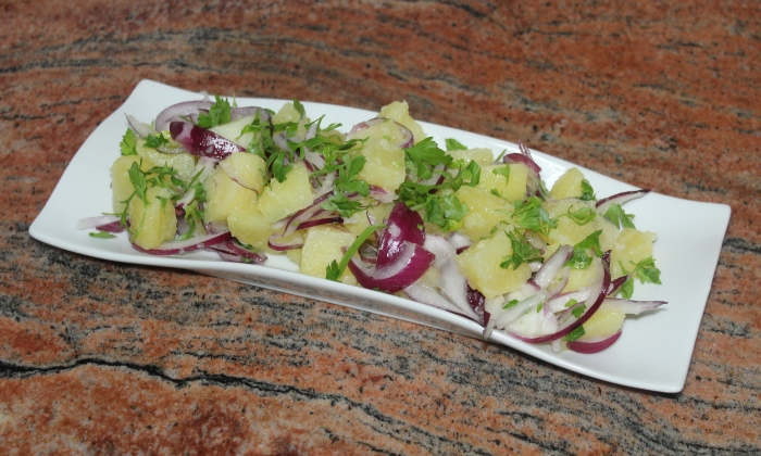Картофена салата