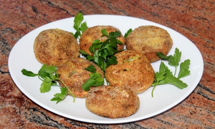 Картофени кюфтета на фурна