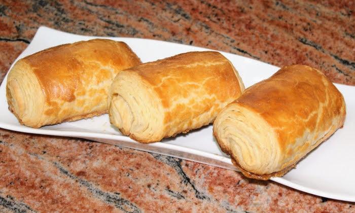 Закуски с бутер тесто