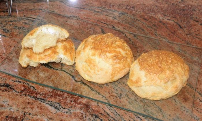 Домашни питки с яйца и сирене