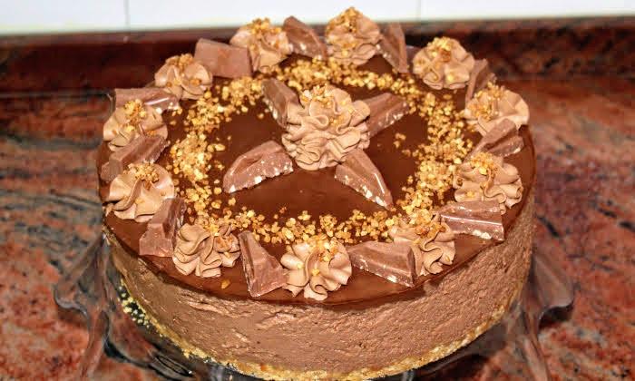 Торта Kinder bueno