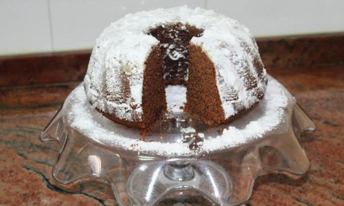 Шоколадов кекс с кока кола