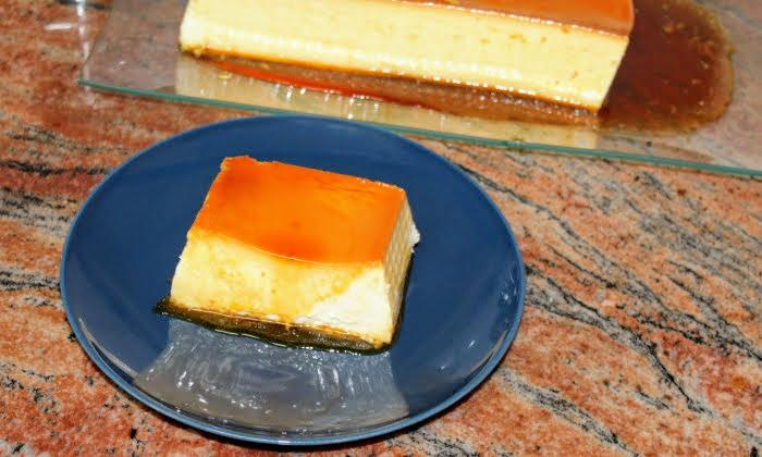 Крем Карамел с крема сирене, сладко изкушение