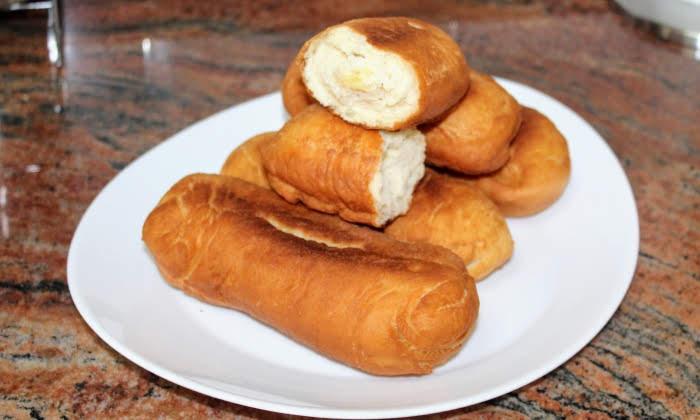 Пирожки с кашкавал