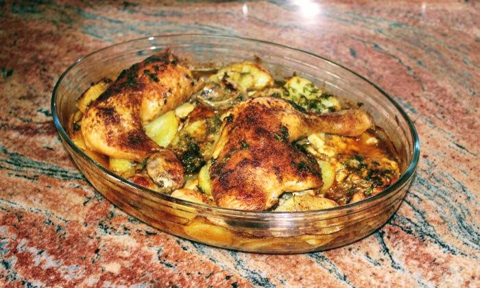 Две вкусни ястия с пилешко месо