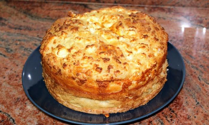 Две топли закуски със сирене