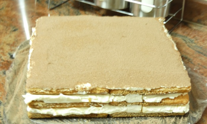 Торта Тирамису, бърза и лесна